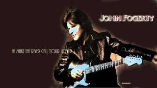 John Fogerty + The Old Man Down The Road + Lyrics/HD