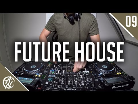 Future House Mix 2019 | #9 | The Best of Future House 2019 by Adrian Noble