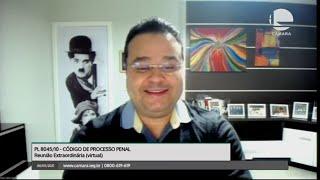 Processo, Procedimentos e Cooperação Jurídica - 06/05/2021 09:00