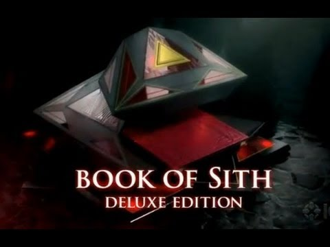 Star Wars: Book of Sith - Trailer