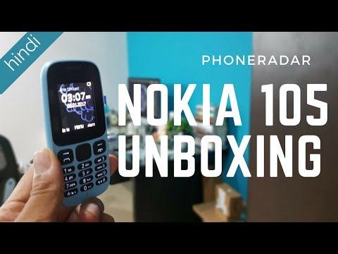 Video over Nokia 105 (2017)
