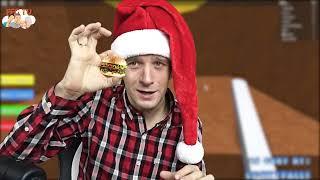 ПОБЕГ от ЗЛОГО БУРГЕРА в ROBLOX! Меня Съел Гигантский Бургер Летсплей от #FFGTV
