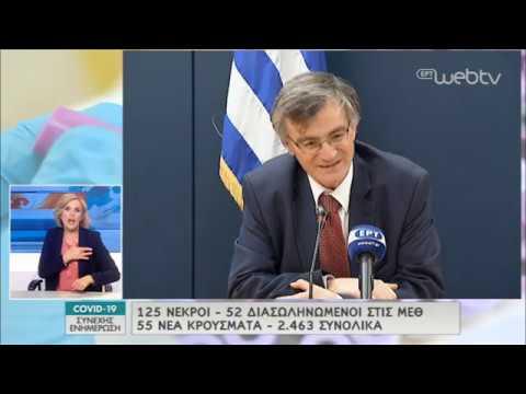 Η συνέντευξη Τύπου των Σωτήρη Τσιόδρα και Νίκου Χαρδαλιά   23/04/2020   ΕΡΤ