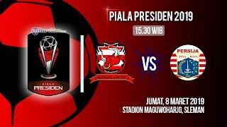 Live Streaming Piala Presiden 2019, Madura United Vs Persija Jakarta, Jumat Pukul 15.30 WIB