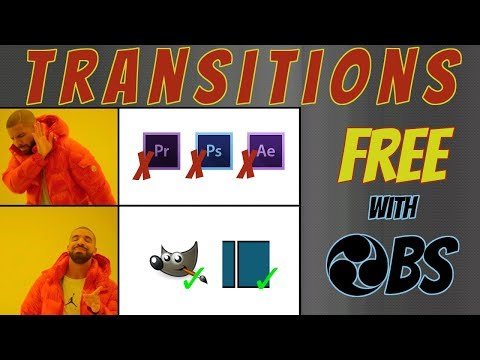 OBS Games Transition 01 | Free download | Seangraphicx