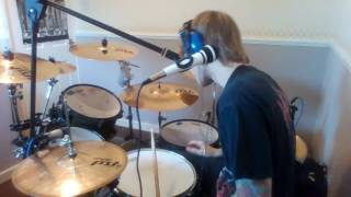 Tom Petty You and I will meet again drums & vocals cover