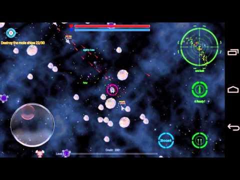 Video of Space corsair
