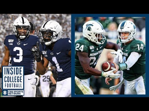 #6 Penn State at Michigan State Preview | Inside College Football