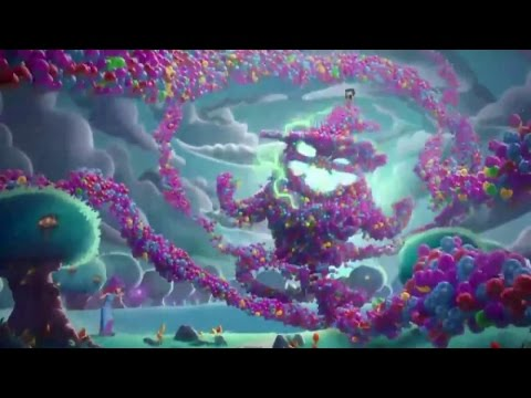 Commercial for Bubble Witch 3 Saga (2017) (Television Commercial)