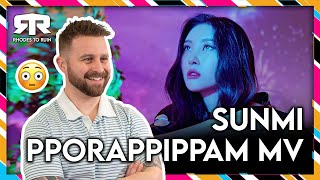 Sunmi - Pporappippam MV (Reaction)