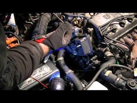 Opel das Benzin mit der Turbine