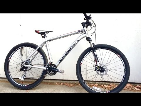 Diamondback Axis Bike Review