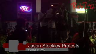 St. Louis 10/6/2017 Stockley Protests Night 22 – Ferguson PD – RebZ.TV
