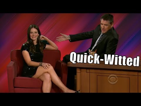 The Quick Wittiness of Craig Ferguson