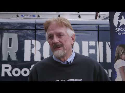 Mr. Scott - Raise a Roof recipient