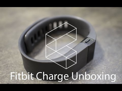 Fitbit Charge Unboxing