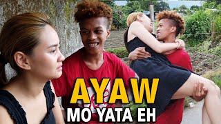 PAANO MO PATUTUNAYAN - Paano Mag Lambing si Honeybabe | SY Talent Entertainment