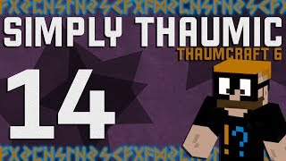 Surviving With Thaumcraft 5 :: Ep 9 - Dealing With Taint And Flux