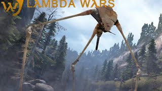 Duel of the Striders - Lambda Wars Gameplay