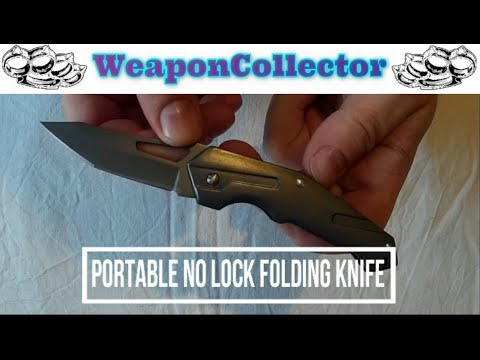 U.K Legal Carry Folding Knife Review