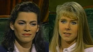 Download Youtube: When Nancy Kerrigan and Tonya Harding Squared Off, Years After Infamous Attack