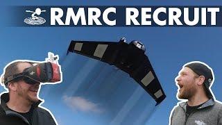 Stabilized FPV wing under 100 bucks?! - RMRC Recruit - Video Youtube