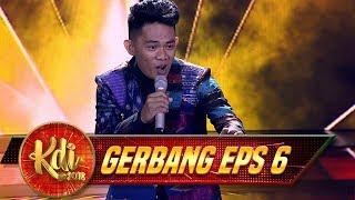 Asyik!! Saking Kerennya Gio Disamperin Ayu Ting Ting Ke Panggung - Gerbang KDI Eps 6 (30/7)