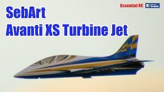 AVANTI XS Turbine RC Jet (SebArt)