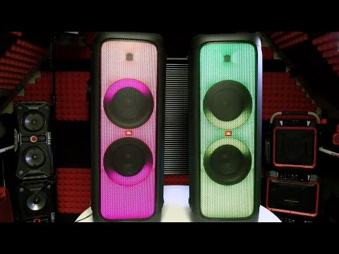 External Review Video 7ZGOQulEUFM for JBL Partybox 1000 Bluetooth Party Speaker