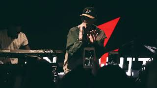 kalin white LiVE @ LiVE NATION