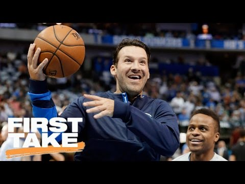 Stephen A. Smith, Will Cain Have Intense Debate Over Tony Romo | First Take | April 12, 2017