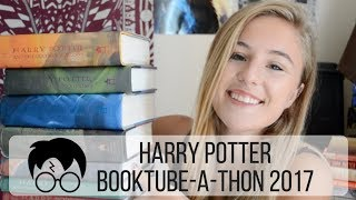 I READ ALL 7 HARRY POTTER BOOKS IN 7 DAYS