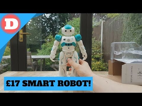 £17 Smart Robot! – Virhuck R2 RC Smart Robot Quick Review