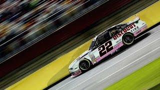 NASCAR - Charlotte2014 Final Lap Keselowski Wins