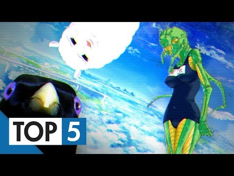 TOP 5 - Nejpodivnějších simulátorů randění