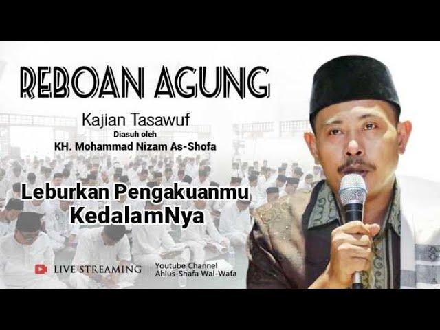 [Live] Reboan Agung 15 juli 2020 Maqam Fana' Dalam Fase Bidayah, Abwab, Mu'amalat & Akhlaq