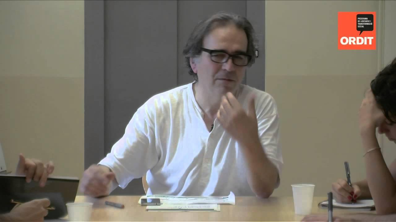 Joan Subirats - Lideratge i canvi d'època