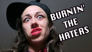 Burnin' The Haters (Original song by Miranda Sings)