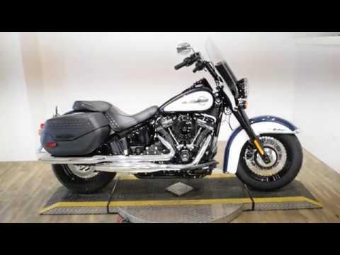 2019 Harley-Davidson Heritage Classic 107 in Wauconda, Illinois - Video 1