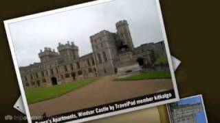 preview picture of video 'Windsor Castle - Windsor, Windsor and Maidenhead, England, United Kingdom'