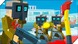 ПРОСНУЛСЯ В ЗОМБИ АПОКАЛИПСИСЕ - Игра ZIC : Zombies in City # 1. Игры андроид
