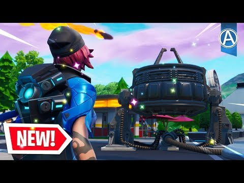 New Rift Beacon At MEGA MALL // 2500+ Wins // Use Code: byArteer (Fortnite  Battle Royale LIVE)