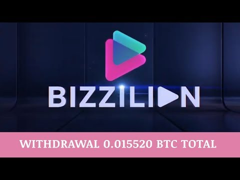 Bizzilion.com отзывы 2019, mmgp, платит, Withdrawal 0.015520 BTC TOTAL
