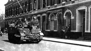 preview picture of video 'Bevrijding Deventer 10 april 1945'