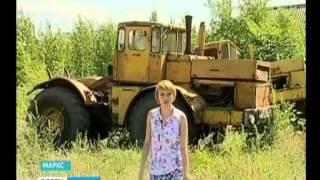 Завод по ремонту сельхозтехники работает уже полвека