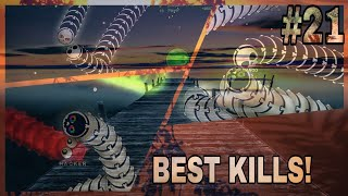 *~WORMAX.IO~* *~BEST KILLS!!~* #~21