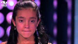 Tatiana, Lucas y Elizabeth cantaron 'Aquí estoy yo' de Luis Fonsi– LVK Colombia – Batallas – T1
