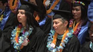 Soka University Celebrates the Commencement of the Class of 2016