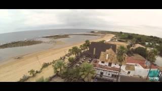 Playa de Zahora a vista de pájaro - Sajorami Beach