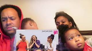 LITTLE MIX - WHY THEIR ALBUM IS CALLED WEIRD - REACTION !